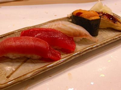 寿司アカデミー握り
