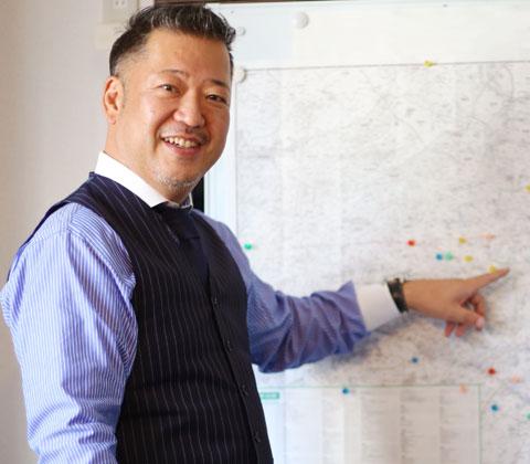 株式会社ティーアップ 代表取締役 阿久津圭司